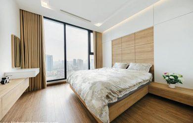 Phòng ngủ - căn hộ M2.2415: 78.96m2, 2 ngủ - Giá cho thuê 1700usd/tháng.